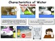 Characteristics of Water - Lesson 3