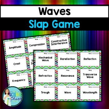 Waves Slap Game