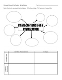 Characteristics of a Civilization Guided Notes