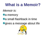 Characteristics of a Memoir Power Point