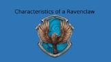 Characteristics of a Ravenclaw