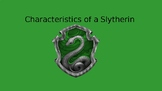 Characteristics of a Slytherin