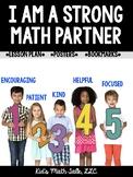 I am a Strong Math Partner!