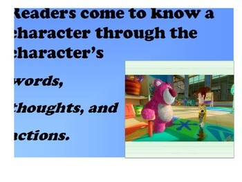 Power point: Characterization