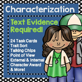 Characterization - Activities for Any Text
