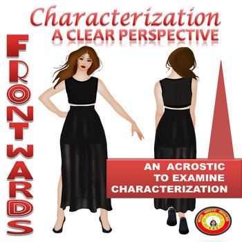 Characterization Activity Acrostic-- For Any Character!
