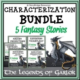 Characterization BUNDLE-5 Fantasy Short Stories for Readin
