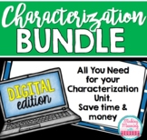 Characterization BUNDLE - Digital Edition