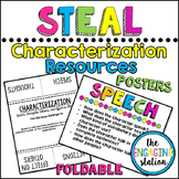 STEAL Characterization Resources