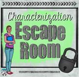 Characterization Escape Room