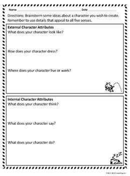Characterization  Handout