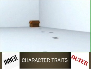 Story Character - Characterization Interactive Powerpoint Animated Lesson