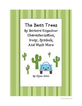 The Bean Trees Complete/  Characterization, Irony, Symbols