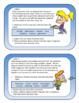 Characterization Kids Task Cards