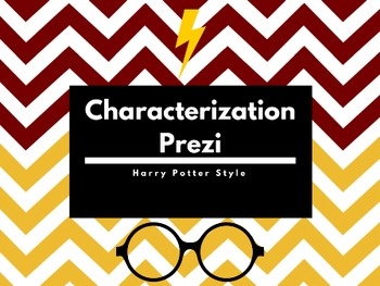 Characterization Lecture Prezi