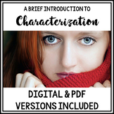 Characterization Mini-Lesson