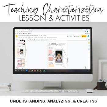 Characterization Narrative Writing Mini-Unit