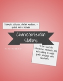 Characterization Notes Stations
