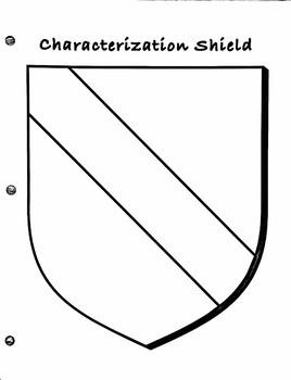 Characterization Shield