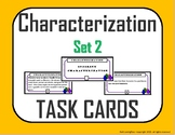 Characterization Task Cards Set 2 (Direct / Indirect Chara