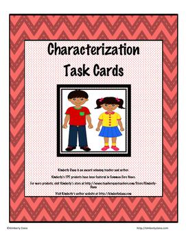 Characterization Teach and Reach Bundle