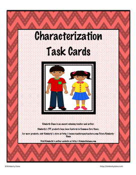 Characterization Teach and Reach Bundle
