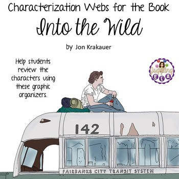 Characterization Webs for Into the Wild by Jon Krakauer