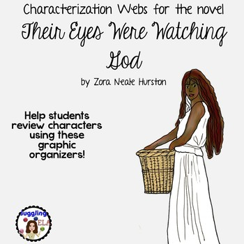 Characterization Webs for Their Eyes Were Watching God by Zora Neale Hurston