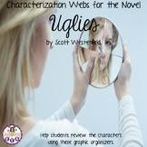 Characterization Webs for the Novel Uglies by Scott Westerfeld