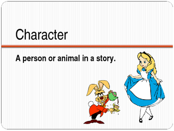 Characterization in Literature PowerPoint