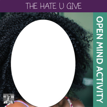 Characterization in The Hate U Give: The Open Mind Activity