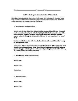 Characterization of Atticus