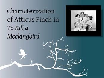 Characterization of Atticus Finch