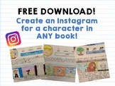 Characterization with Instagram