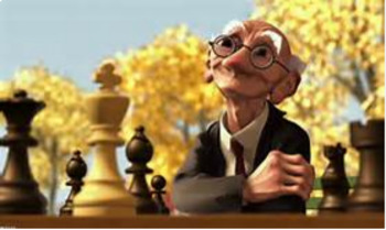 "Characterization with Pixar's ""Geri's Game"""