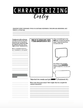 Characterizing Curley