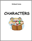 Characters, (#213)