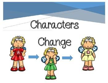 Characters Change
