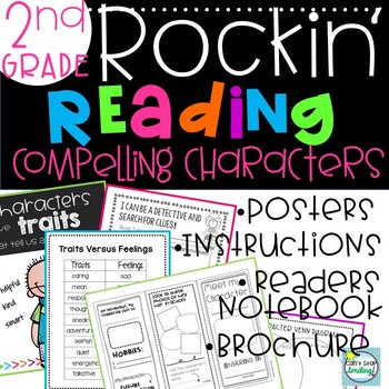 2nd Grade Characters Reading Unit