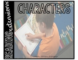Characters (Reading Extensions - Story Elements)