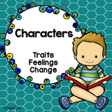 Characters Reading Response