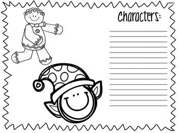 Characters, Setting, Plot