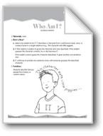 Characters (Ten-Minute Activities)
