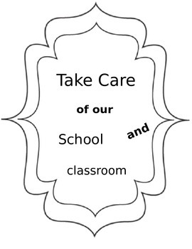 Classroom Rules - based on Whole Brain Teaching