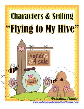 "Characters and Setting - ""Flying to My Hive"""