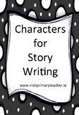 Characters for Story Writing