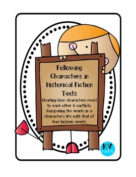 Characters in Historical Fiction