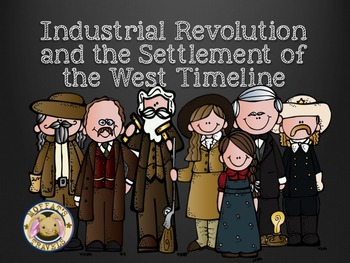 Characters of the Industrial RevolutionTimeline, Quotes and Primary Source Cards