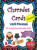Charades Cards for All Ages: Action Verb Phrases - Pictures Included