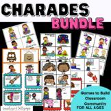 Charades Game BUNDLE